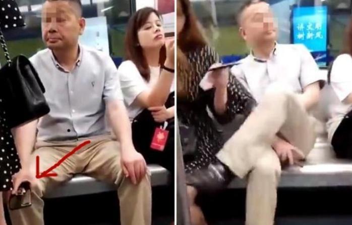 地铁偷拍男被解聘,成都地铁偷拍男被解聘,地铁偷拍男