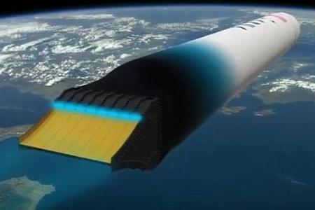 新型火箭采用全新线性气尖引擎5分钟送负载入轨道