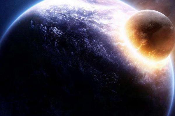 科学家猜想小行星撞击地球导致地壳物质循环