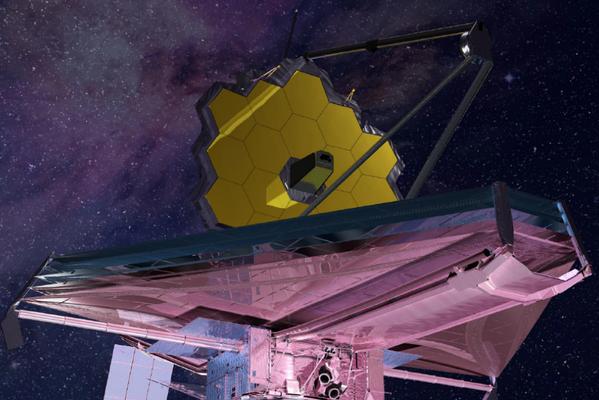 詹姆斯韦伯太空望远镜再次推迟发射时间至2020年