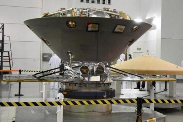 洞察号火星探测器