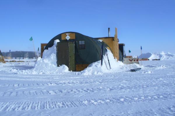 研究发现南极的降雪量增加10%却并