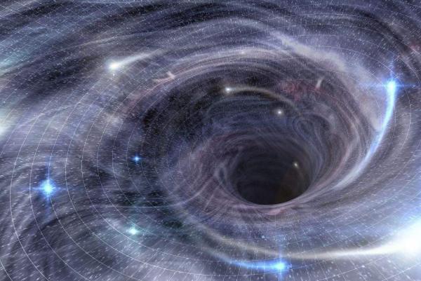 科学家提出暗物质新理论,微型黑洞成争议