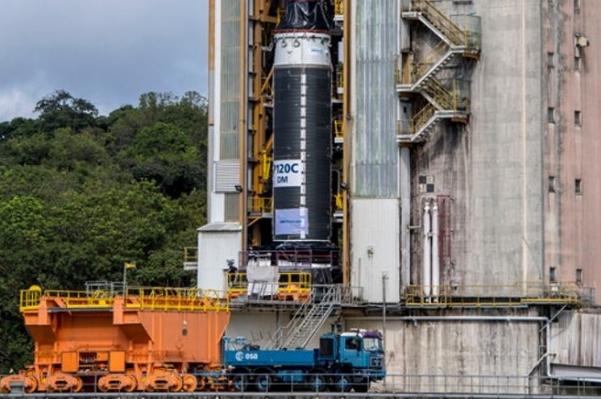 欧空局计划开启有史以来最大的固体燃料火箭测试
