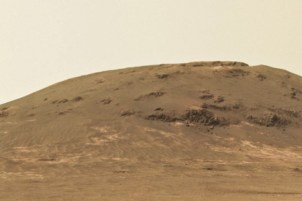 欧空局欲带回火星样本以供研究