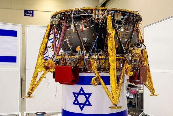 以色列欲近年借助猎鹰9号火箭发射月球探测器