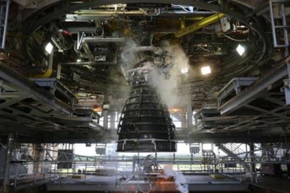 DARPA实验太空飞机发动机展开多次点火测试