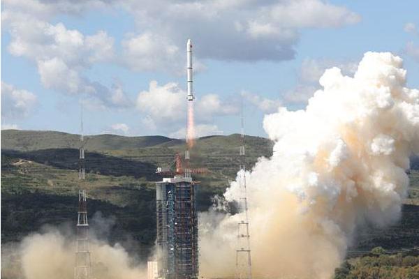 中国成功发射海洋一号C星