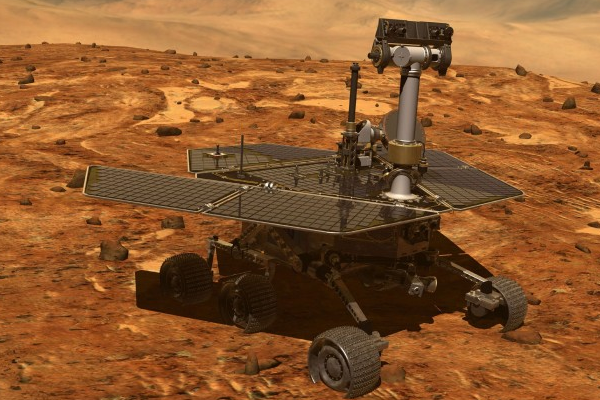 NASA开启机遇号救援行动