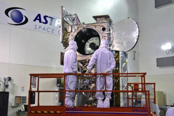 NASA计划下个月发射探查全球冰的卫星ICESat-2