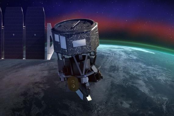 NASA决定发射探测器探寻地球和宇宙的动态交接区
