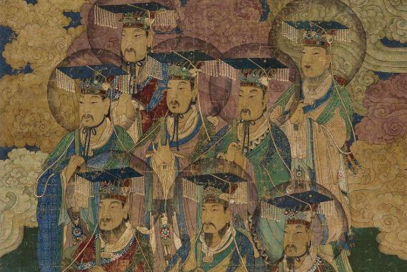 中国历史于神话故事中的三皇五帝分别是谁呢?