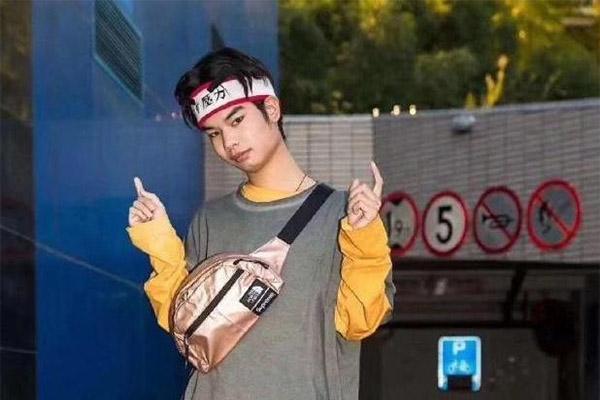 小吴拍摄时尚大片,恐怕是要刷新丑帅的定义?