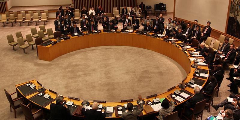 联合国通过对朝制裁决议,中方为推进半岛和平问题坚决执行措施