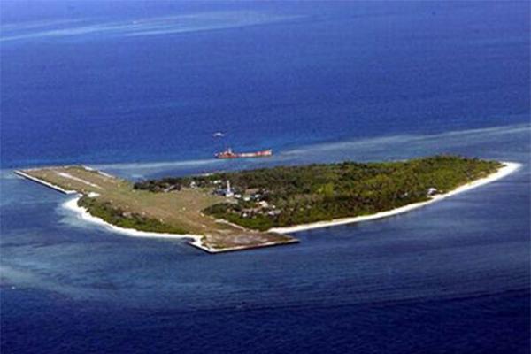 菲鼓励民众住南海岛礁,想要推动人口永久居住保发展