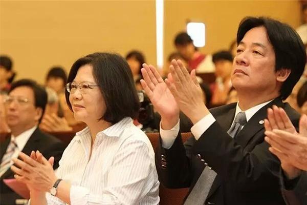 台湾独派发民调挺赖清德