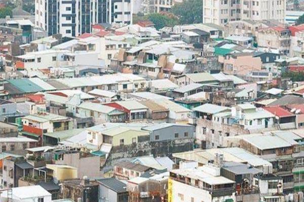 台湾住宅被讽像贫民窟,网友对此展开了热议