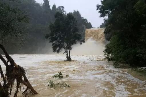 新西兰奥克兰洪水多发