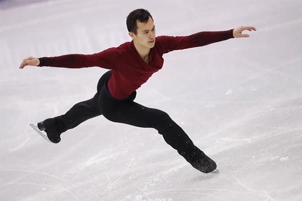 冬奥会花滑首金诞生,得主是这位加拿大名将