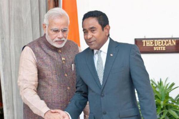 马尔代夫与中巴交往,受到了来自印度和美国的施压