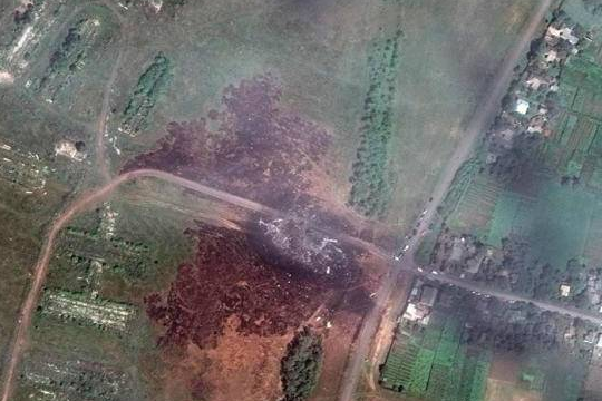 俄否认击落MH17,此说法毫无依据