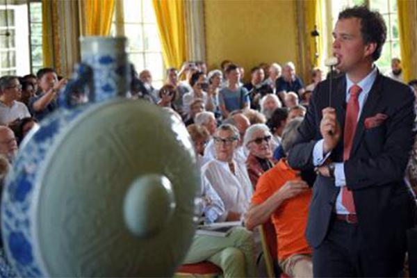 1620万欧元乾隆花瓶成交,超出苏富比拍卖行估价数十倍