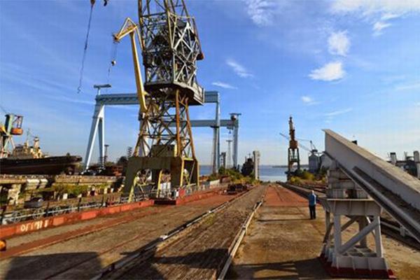 辽宁舰娘家宣布破产,曾是前苏联时期技术最先进的造船厂