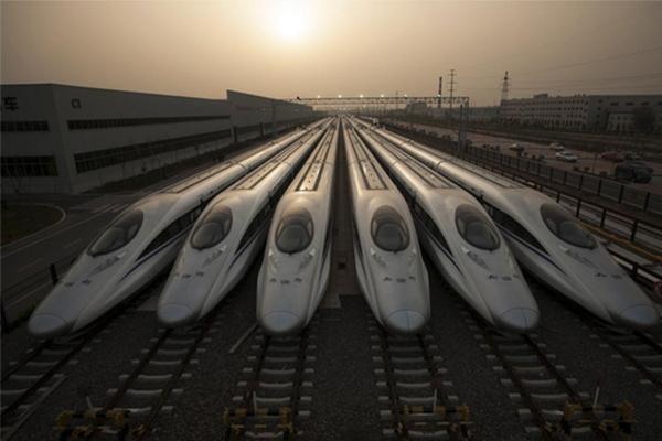 中日韩俄高铁比较,中国高铁惊艳了世人