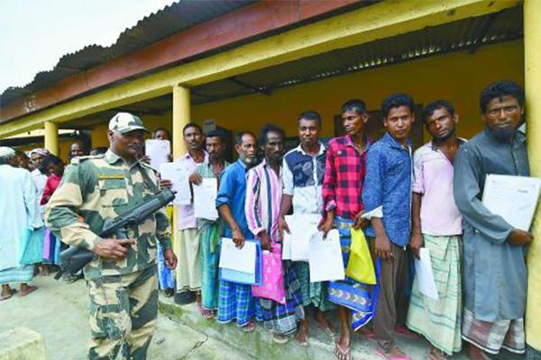 印度人口筛查引慌乱,或将致使400万人口失去公民资格?