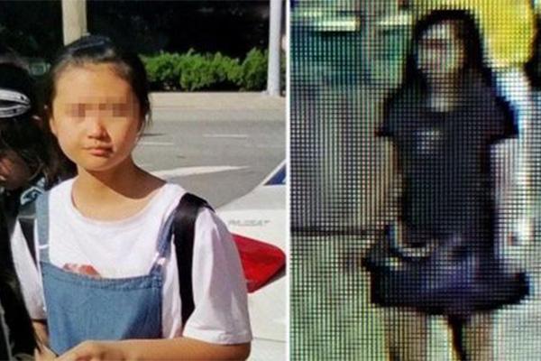 美警方发安全警报,12岁中国女孩遭人绑架