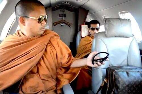泰国和尚炫富被判