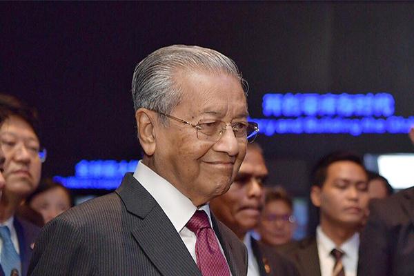 """马哈蒂尔谈马航事件,""""希望大家不要怪罪马来西亚"""""""