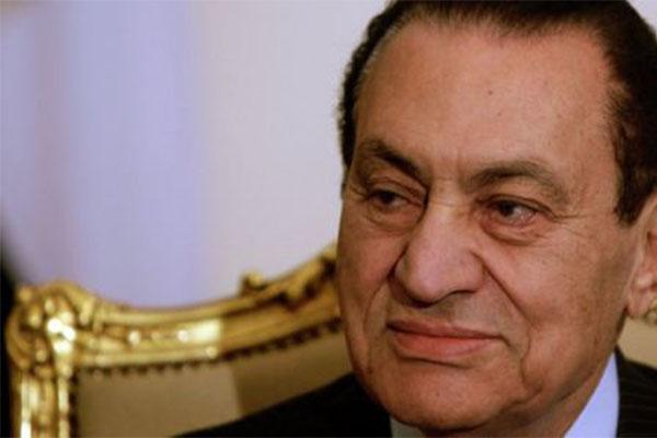 埃及前总统儿子被捕