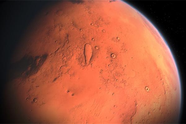 洞察号登陆火星