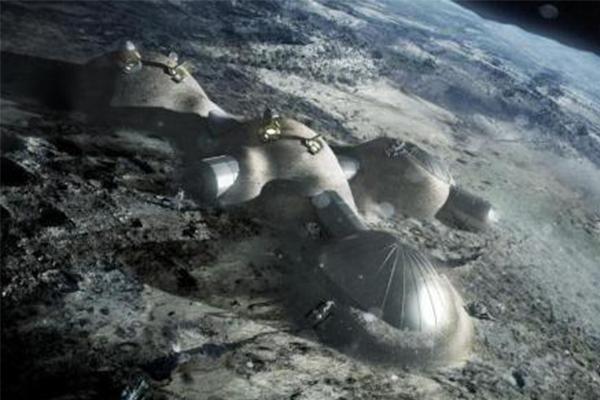 月球碎石纽约拍卖