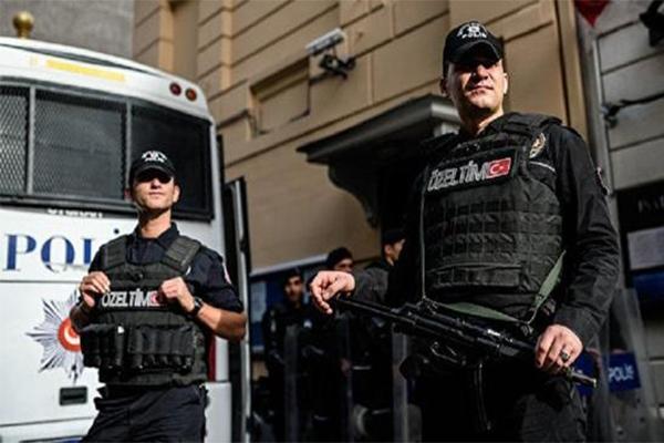 土耳其逮捕恐袭嫌犯