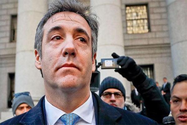 特朗普前律师被判刑