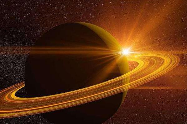 土星环正在消逝
