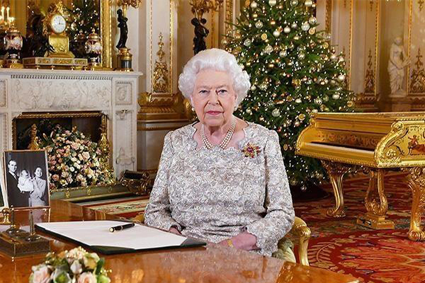 英国女王圣诞致辞,寄语民众团结一致