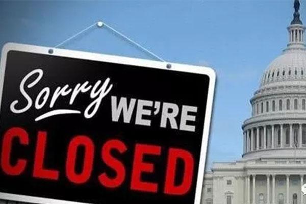美政府停摆20天