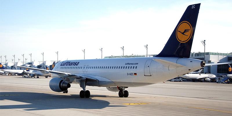 德国八大机场罢工,持续时间长达十八个小时