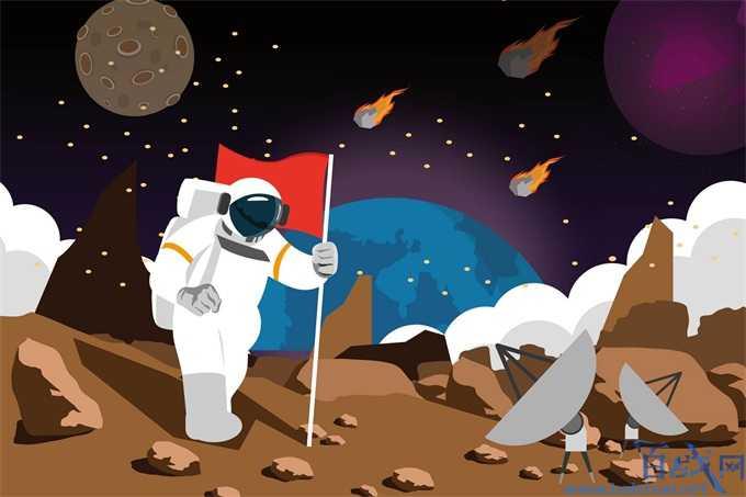 火星有地下水系统