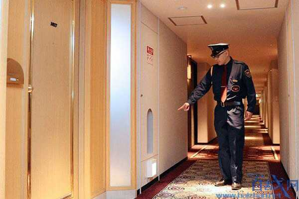 日本酒店盗窃案频发