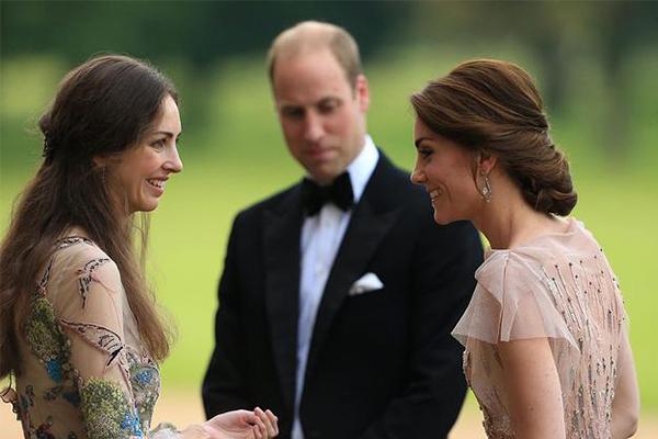 威廉王子被曝出轨,对象是凯特王妃闺蜜