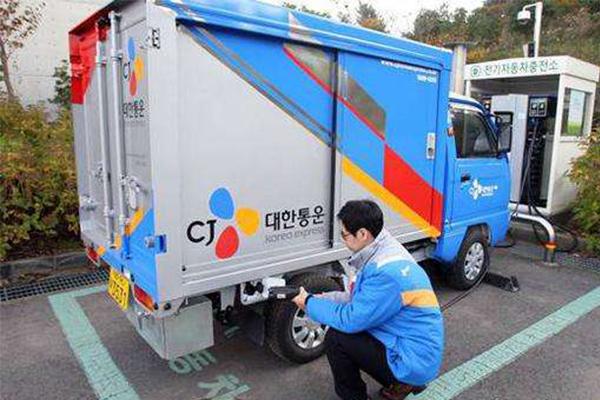 韩国快递员平均年收入40万