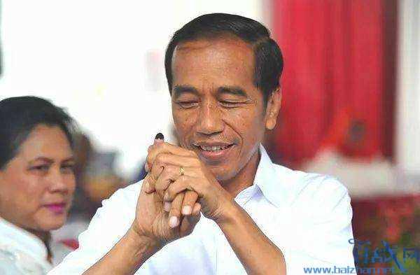 印尼总统决定迁都