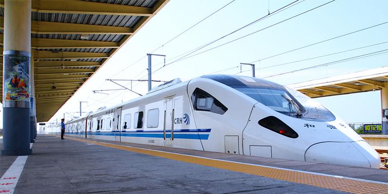 2020年中国高铁将达3万公里