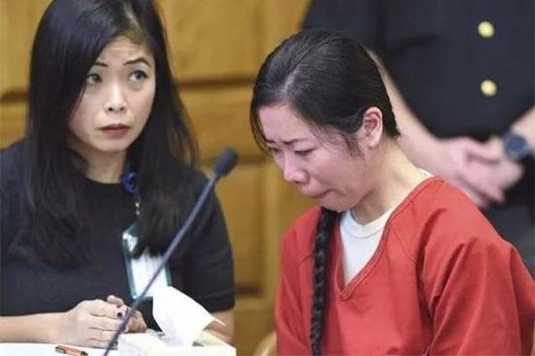 华裔女子杀死亲生女儿
