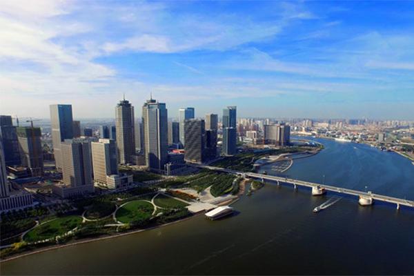 滨海新区挤掉GDP水分