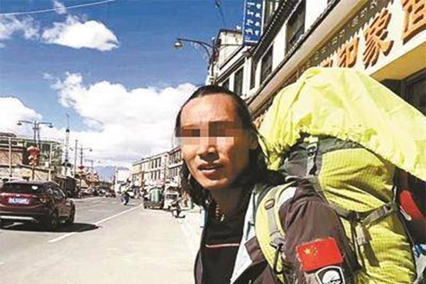 违规穿越无人区,徒步爱好者刘银川失踪寻找未果图片 202456 600x400
